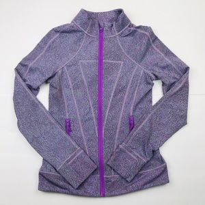 Ivivva by lululemon perfect your practice jacket